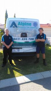 alpine carpet & tile cleaning team