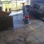 Before Tile Cleaning Perth