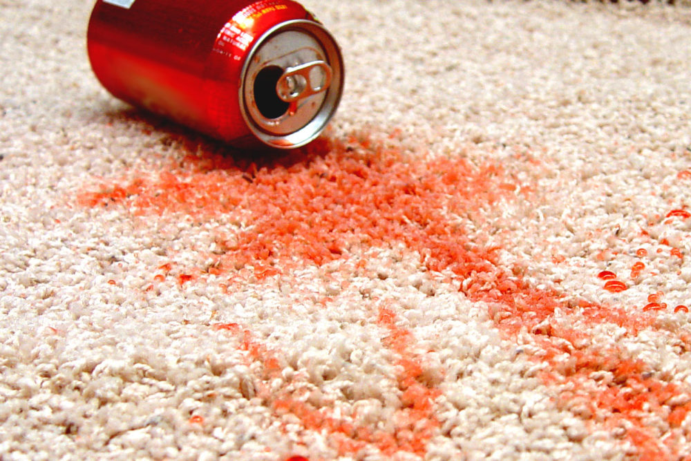 How To Remove Soft Drinks Stains Off Your Carpet Alpine