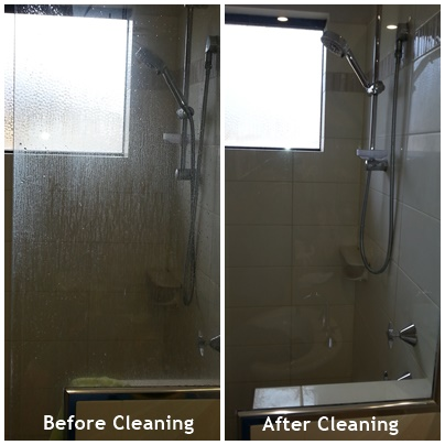 Shower Glass Cleaning Perth