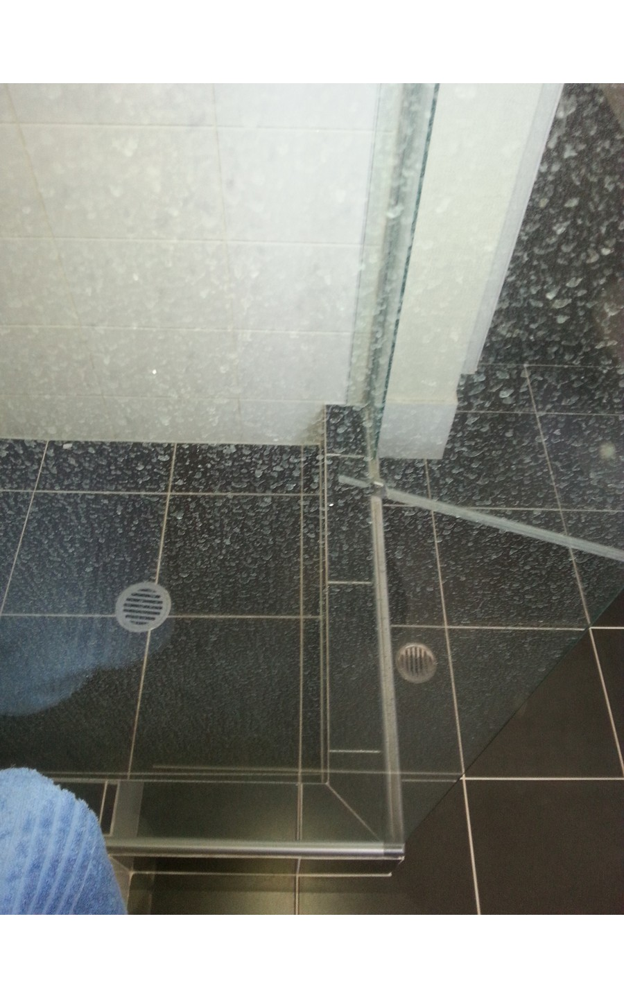shower screen cleaning perth